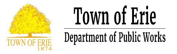 Town of Erie Department of Public Works