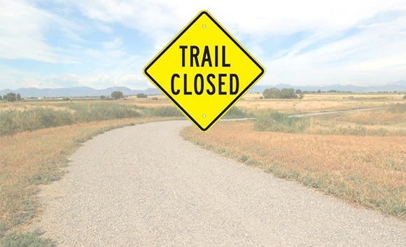 Coal Creek Trail Closure