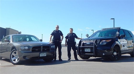 Town of Erie Police Department Introductions