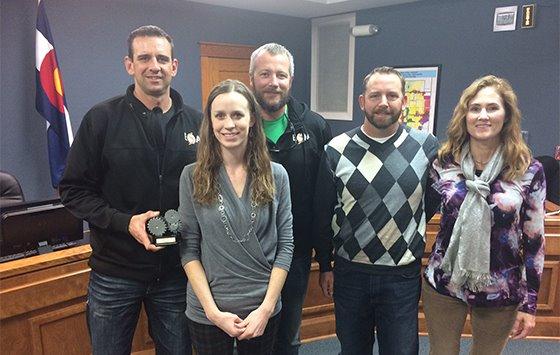 Community Impact Award - 2017