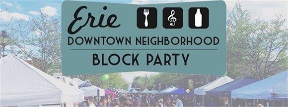 Downtown Neighborhood Block Party
