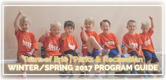 Winter/Spring 2017 Program Guide