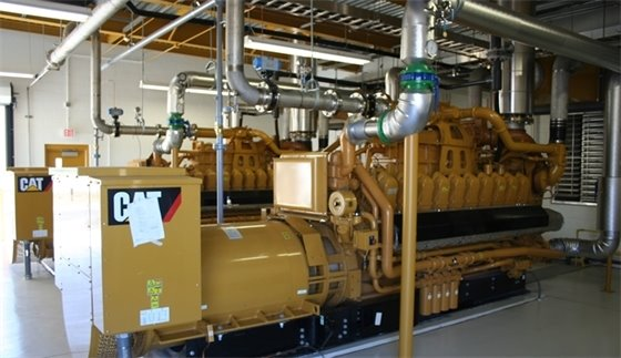 Picture: Landfill Gas to Energy Facility