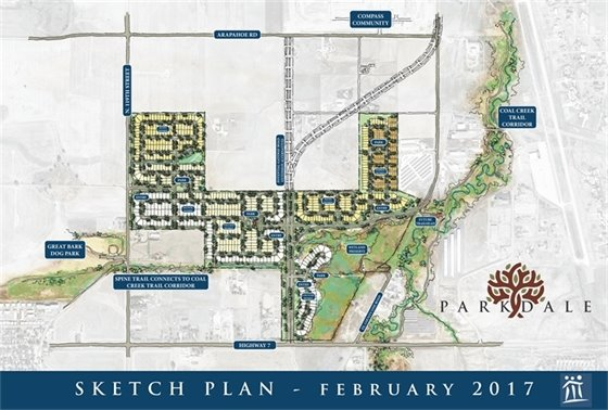 Parkdale Sketch Plan - February 2017