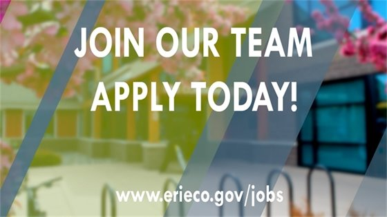 Join our Team - Apply Today!