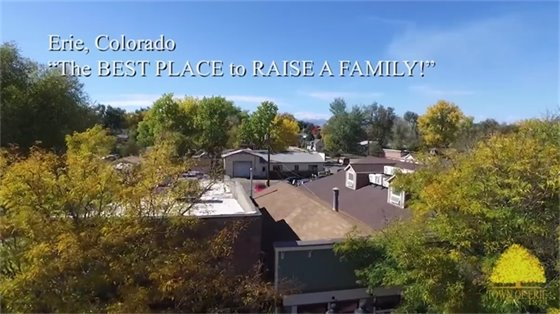"Picture: Erie, Colorado ""The BEST PLACE to RAISE A FAMILY!"""