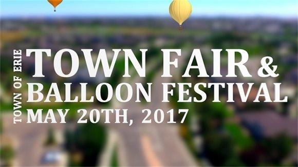 2017 Town Fair & Balloon Festival