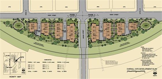 Perry Street Sketch Plan