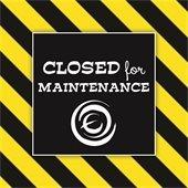 ECC Maintenance Week Closure