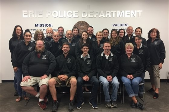 2017 Citizens' Police Academy