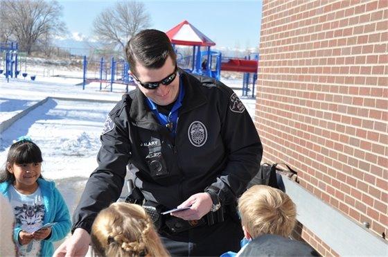 Erie Police Officer