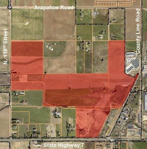 Parkdale Map