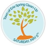Spring Clean-Up Logo