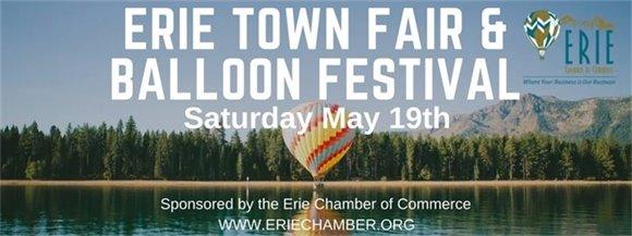 Erie Town Fair & Balloon Festival