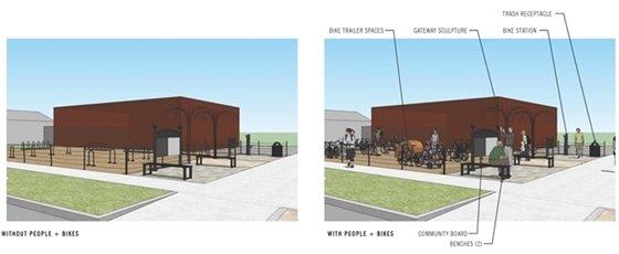 Bike Plaza