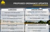 stormwater ordinance