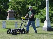 Mapping Mount Pleasant Cemetery