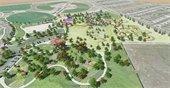 Erie Community Park Concept
