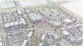 Town Center Illustrative Rendering DRAFT Master Plan