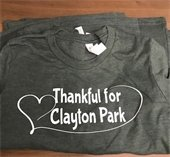 Clayton Park Opening Shirts