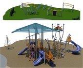 Crescent Park Playground Closure