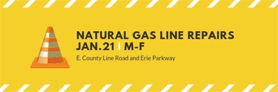 Natural Gas Line Repairs