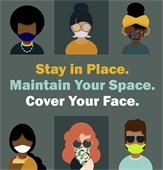 Cover Your Face CDC