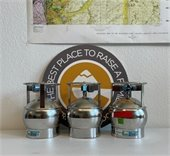 Canisters to reserve
