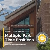 Multiple Part Time Positions