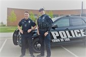 Officers Trosky and Callahan