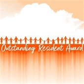 Outstanding Resident Award