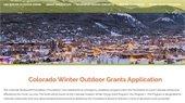 Winter Outdoor business grant