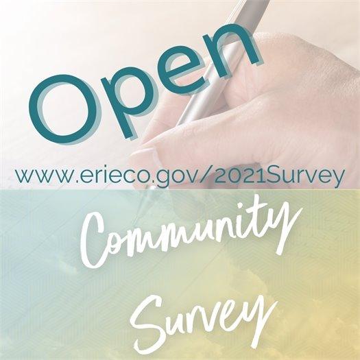 Open Community Survey