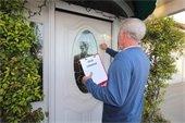Census Door Knockers