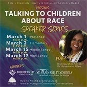 Speaker Series: Talking to Children About Race