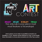 Pops Art Contest