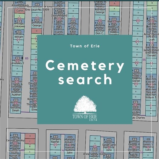 Cemetery Search Tool