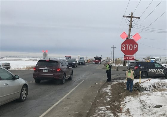 Erie Parkway and County Road 7