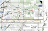 RTD Rail Trail map