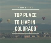 Top Place to Live in Colorado