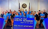 Police Youth Academy Group Photo