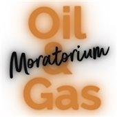 oil and gas moratorium