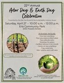 Arbor and Earth Day