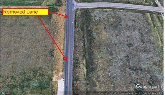 removed lane map