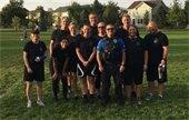 Erie PD Soccer Team