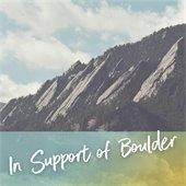 In Support of Boulder
