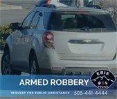 Armed Robbery Car