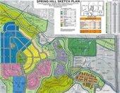 Spring Hill Sketch Plan