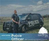 Police officer job