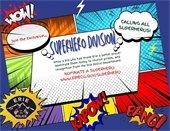superhero division nominations